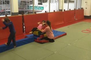Centre sportif des enfants / ados de Paris 15ème - Grenelle